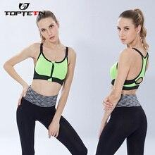 TOPTETN женское бра для велосипедиста, для спортзала, для велоспорта, быстросохнущее нижнее белье для тренировки, езды на велосипеде бюстгальтер с хорошей поддержкой