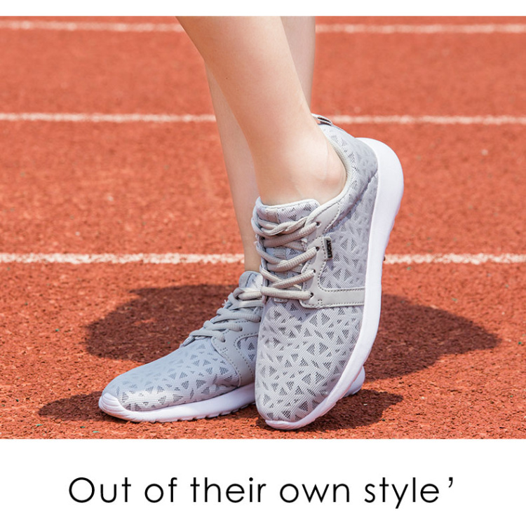 Trainers Women 2017 Fashion Flat Heels Casual Shoes Woman Low Top Summer Sport Women\'s Shoes Valentine Runner Shoes Flats ZD58 (18)