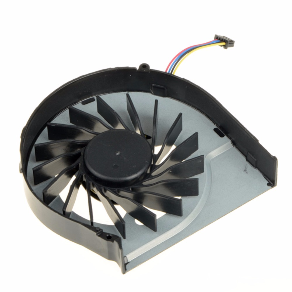 Laptops Computer Replacements CPU Cooling Fan Fit For HP Pavilion G6-2000 G6-2100 G6-2200 Series Laptops 683193-001 HA P15 4 wire cooling fan for hp pavilion g6 2000 g7 2000 g6 g56 cpu fan brand new original g7 g6 2000 laptop cpu cooling fan cooler