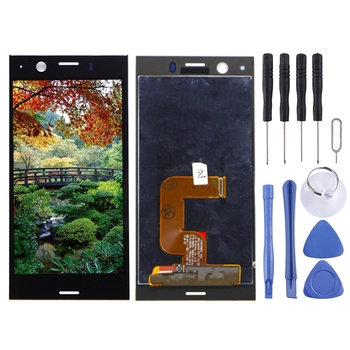 High Quality LCD Screen and Digitizer Full Assembly Lcd Replacement Glass For Sony Xperia XZ1 Compact