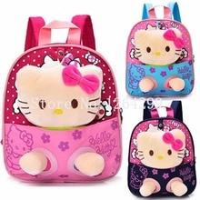 Izagic Hello Kitty Girls Toddler Harness Walking Backpack 846c64d07f503