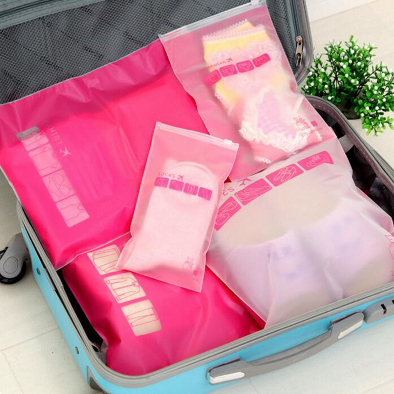 Transparent Cosmetic Bag Travel Makeup Case Women Zipper Make Up Bath Organizer Storage Pouch Toiletry Wash Beauty Kit Box