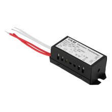 1Pc AC 220V to 12V short-circuit protection Halogen Lamp Electronic Transformer Power Supply LED Driver