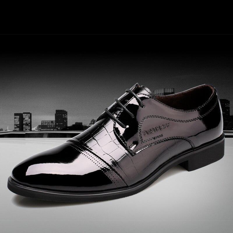 5cf722f5 de Zapatos Hombre promoción nueva Hombre moda de 2015 para vestir xwq01nUxF