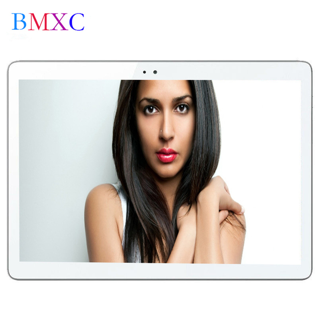 BMXC tablet 10.1 inch Android 7.0 Quad Core 16GB 3G smartphone tablets IPS Wifi Bluetooth GPS usb tablet 10 inch gift 9 8 7