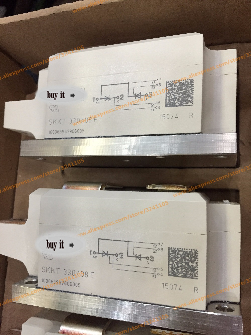 Free shipping NEW SKKT330/08E MODULE citizen jp2000 08e