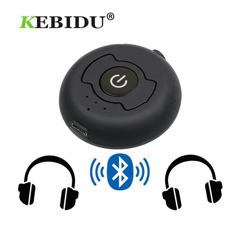 Kebidu H-366T Bluetooth 4,0 A2DP многоточечный беспроводной аудио Bluetooth передатчик музыкальный стерео Ключ адаптер для ТВ Smart PC