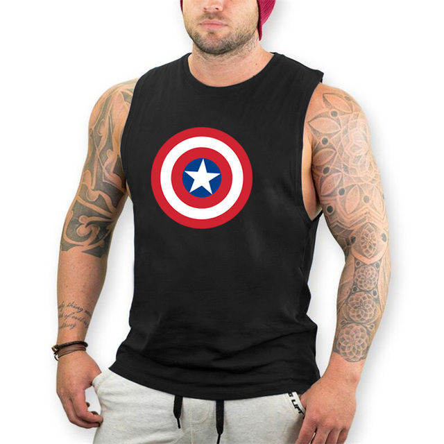 Mens Sleeveless Shirts...