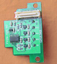 Free Shipping FX2N-485-BD, RS485 Interface Communications Expansion Board for FX2N PLC,F ...