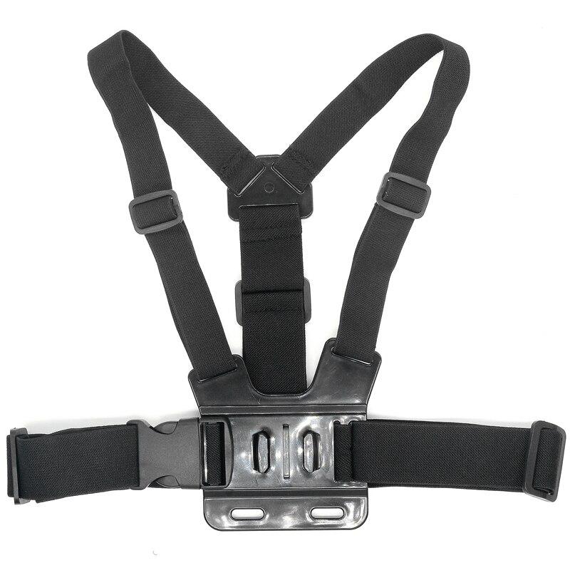 Einstellbare brustgurt riemen chest mount harness für gopro hd hero 4 3...