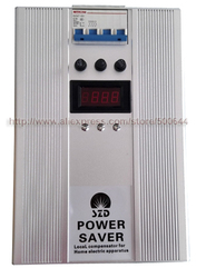 120KW 3 Phase Energy Saver 120000W Triphase Power Saver Electricity Compensator Energy Saving Tool for Industry