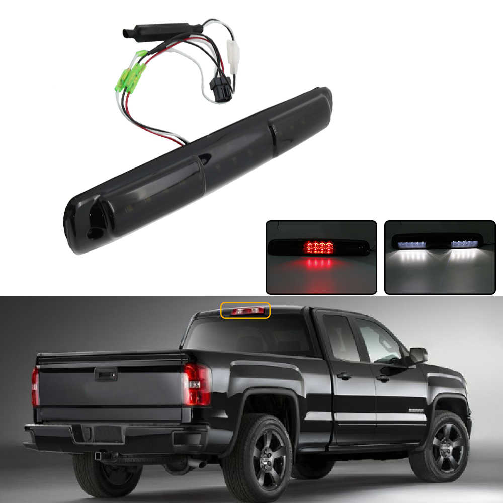 hight resolution of detail feedback questions about for silverado led 3rd third brake dome light wiring 19992006 20072013 chevrolet silverado gmc