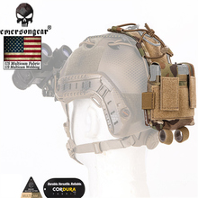 Emersongear боевой шлем MK2 батарейный ящик противовес Мультикам Тактический шлем Чехол