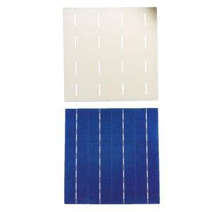 Image 4 - 30 CHIẾC 4.5W cao cấp hiệu quả paneles solares Đa Tinh Thể Silicon các tế bào Năng Lượng Mặt Trời MỘT Cấp cho TỰ LÀM năng lượng mặt trời 135W bảng điều khiển năng lượng mặt trời