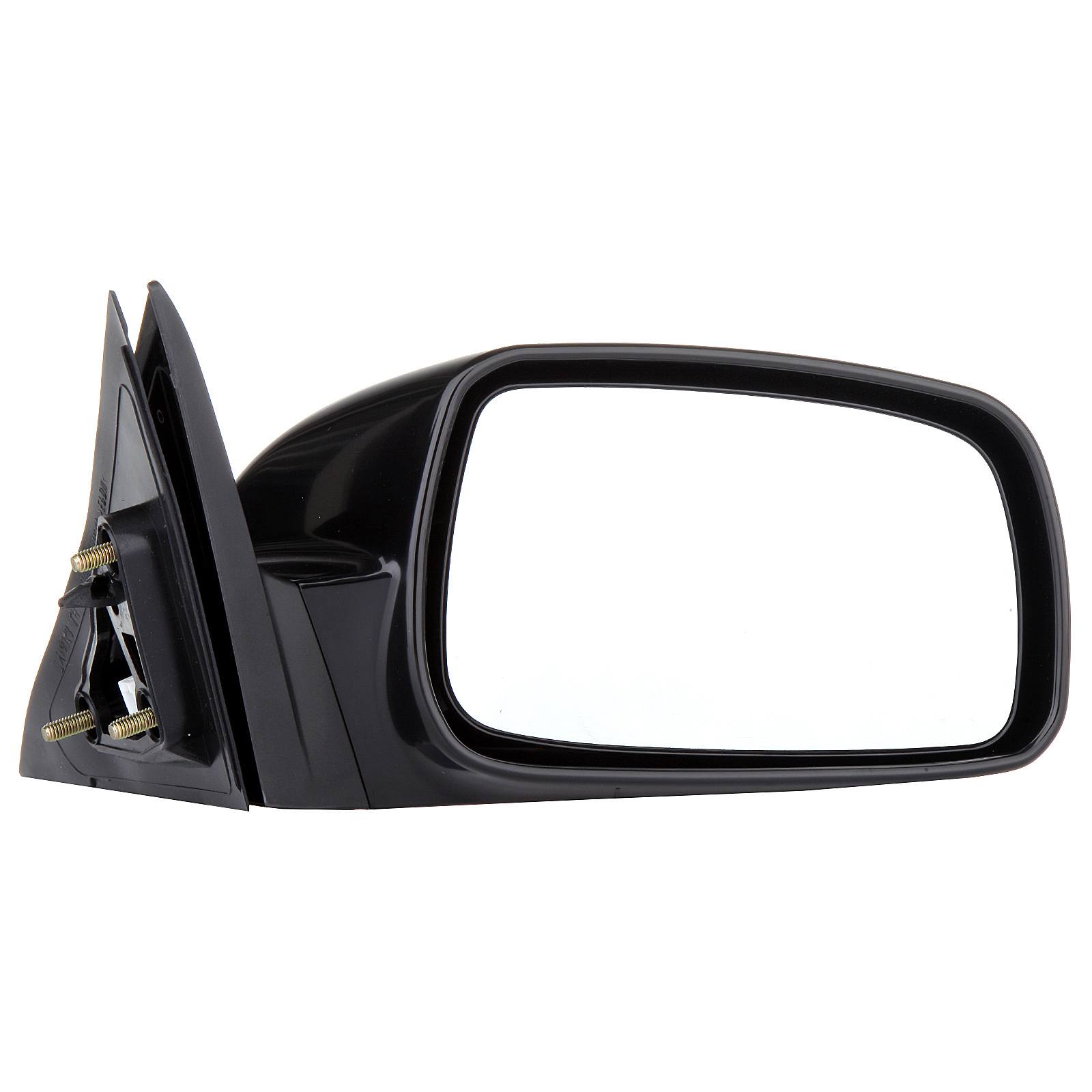 Eccpp 1 pcs passenger side car rearview power mirror for 07 08 09 10 toyota camry