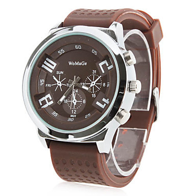 2015 The New Speed Sells Through / Outdoor Sports Male Silicone Watch Fashion Fashion Gift Table