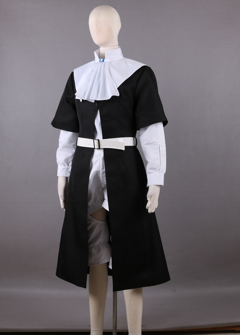 Magi The Labyrinth of Magic Titus Alexius Magic School Uniform Cosplay Costume