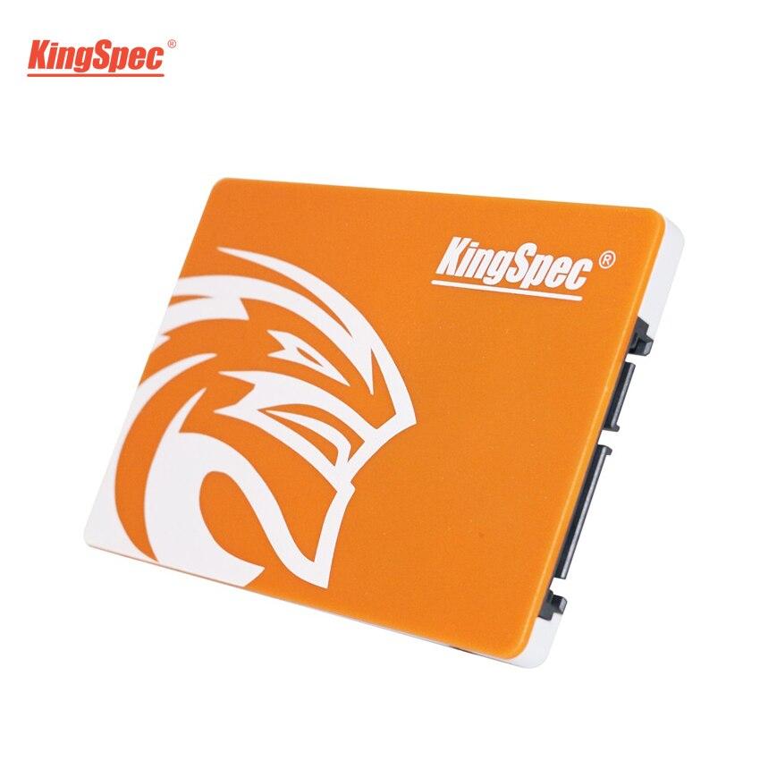 "Kingspec ssd 120gb 128gb hdd 2.5"" sata Solid State Drive internal sata3orange plastic case hard disk for Laptop desktop notebook"