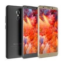 Weippo S8 fingerprint 5 7 18 9 display 2G RAM 18G ROM 2970mAh MTK6763 Smartphone