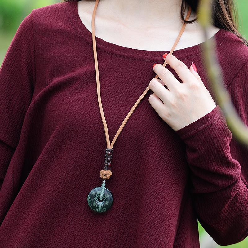 Long Sweater Necklace...