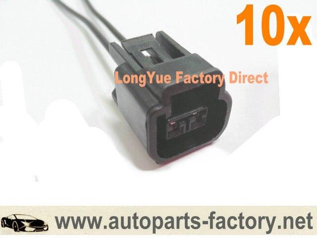 longyue 10pcs cam crank shaft position cps connector wiring harness rh aliexpress com Wiring Harness Diagram Wiring Harness Terminals and Connectors