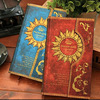 NEW Vintage Retro Paper Notebook Journal Old Ancient Magic Book Diary Notepad For Gift Korean Stationery