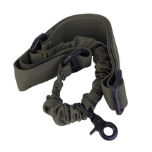 New hot selling 1 Tactical ACU –One Single 1 Point Bungee Airsoft Sling Adjustable free shipping