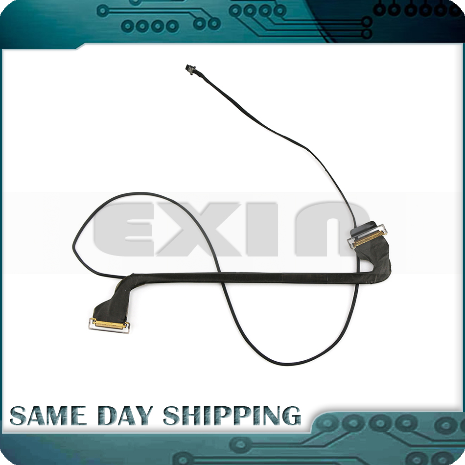 New Laptop A1342 LCD Cable For Apple Macbook 13.3