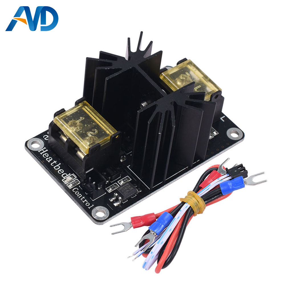 4pcs Add on Heated Bed Power Expansion Module Hot bed Module High Power Module MOS Tube fysetc 2th store small orders online store, hot selling and more  at virtualis.co