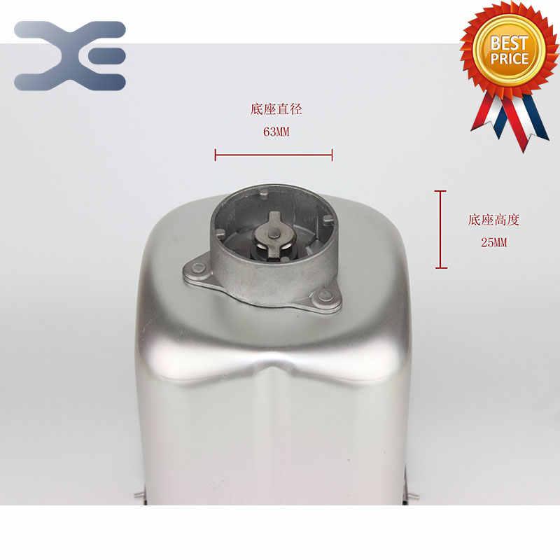 Acessórios Não Pegajosa Máquina de pão Original Pote Forro Barril Quadrado Base Reta Barril Para XBM-1028 Pão PE8870