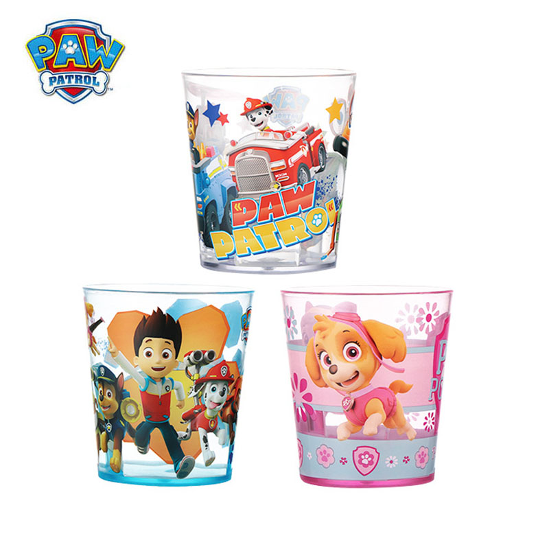 Original Paw Patrol 320ml Kid Babys Mouth Cup Figure Toy