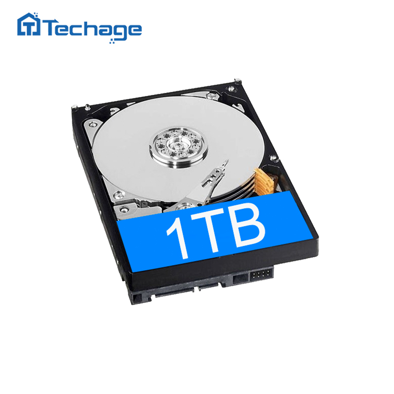 все цены на  Techage Desktop Computer Hard Disk Drive HDD 1TB 1000GB 64MB 7200rpm sata3 for CCTV DVR NVR Home Security Camera System Kits  онлайн