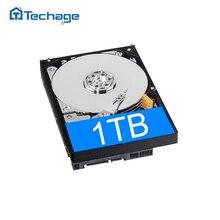 Techage Desktop Computer Hard Disk Drive HDD 1TB 1000GB 64MB 7200rpm sata3 for CCTV DVR NVR Home Security Camera System Kits