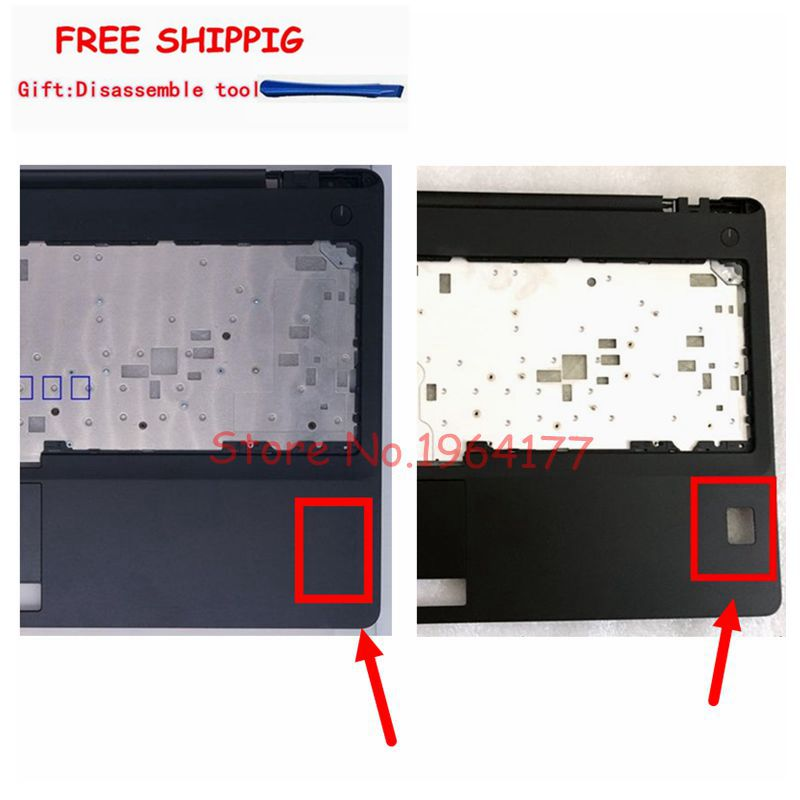 New for <font><b>Dell</b></font> Latitude E5570 5570 / Precision <font><b>3510</b></font> laptop Upper Case Cover Palmrest without Touchpad Assembly A151N5 image