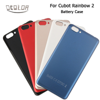 Ocolor For Cubot Rainbow 2 Battery Case good Durable Battery Protective Back Cover Case Replacement For Cubot Rainbow 2 Case