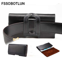 FSSOBOTLUN For ZTE Nubia M2 Play N2 Z17 Z17 Mini Z17 MiniS Z17s Phone Case Leather