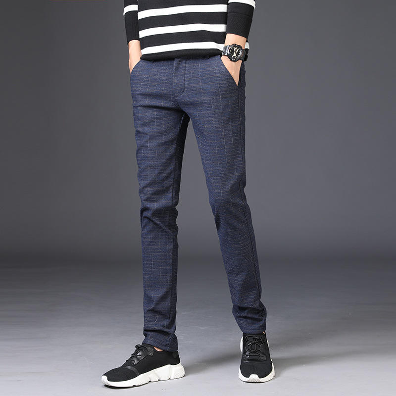Hombres Pantalones de traje terciopelo Hombres Calientes Pantalones para  invierno casual negocios slim fit perfume clásico Pantalones vestido  Pantalones ... 72f5ca23a1f2
