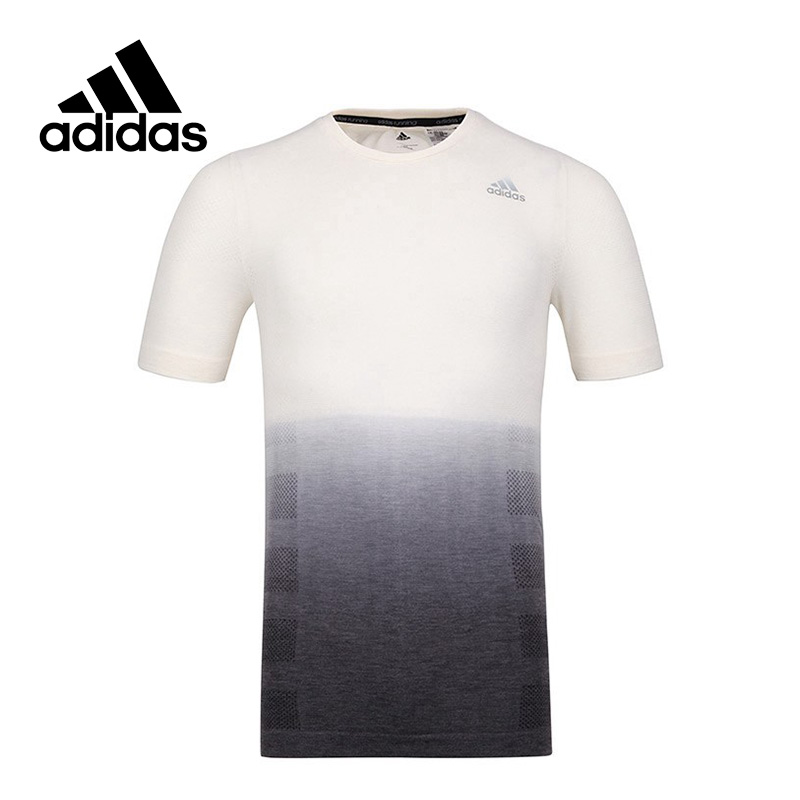 Adidas New Arrival Original PKNIT DD TEE M Men's T-shirts short sleeve Sportswear AP9720 AX8280 original new arrival 2017 adidas neo label m sw tee men s t shirts short sleeve sportswear