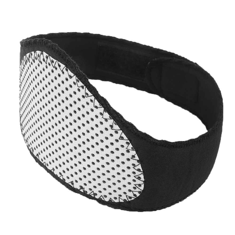 1 adet Turmalin Boyun Koruma Kendinden isıtma Brace Manyetik Terapi Ağrı kesici Şal Yaka Vücut Masajı Neckbraces Makyaj Araçları