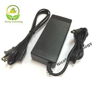 Image 4 - 42V2A chargeur de batterie au lithium de haute qualité 36V Li ion & li po chargeur de batterie pour ebike avec DC5.5 * 2.1 & 5.5*2.5 certification CEcertification
