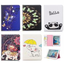 For iPad Air Wallet Cover Case Leather Tablet Case Bag Accessory