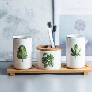 Ceramic Hand Washing Liquid Bo