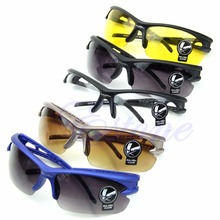 Motocycle UV Protective Goggles Cycling Riding Running Sports Sunglasses New