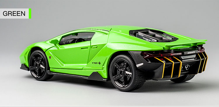 Centenario LP700-4 High Quality Model Toy Car 15.5x6.5x4.3 cm 43