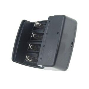 Image 5 - 2020 Mới Sạc Pin Có Đèn LED Báo Sạc Nhanh Cho 1.6V Một AA AAA Pin AAAA C D SC Pin NI ZN Sạc EU/Mỹ Cắm