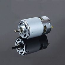 24V 775 Double Bearing DC Motor DIY Accessories For Mini Lathe Table Saw Electric Saw Bench Cutting Machine Woodworking