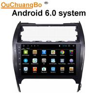 Ouchuangbo Car Audio Stereo Radio Fit For Toyota Camry Support 3G WIFI 2GB Ram 32GB Rom