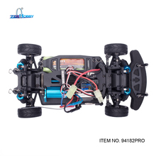 HSP RACING RC CAR KIT 1/16 Electric 4wd Drift Car 94182(PRO) On Road Touring Car Not Include TX RX Servo Battery Similar HIMOTO