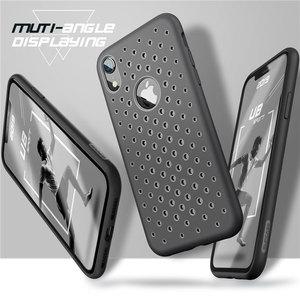 Image 2 - SUPCASE Funda de silicona líquida para iphone XR, carcasa híbrida Premium de 6,1 pulgadas, con disipación de calor