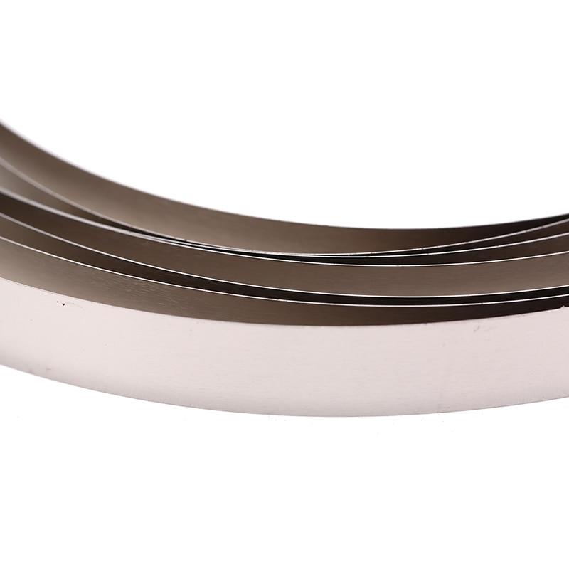 Отличная лента 2 м, 8 мм x 0,1/0,12/0,15 из чистого никеля для Li 18650 аккумуляторной точечной сварки, совместимая с точечной сварочной машиной